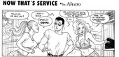 Alvaro - Now that's Service