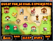 Vanja's World Games - Quest For Sexual Experience  Eng game