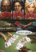Blacknwhitecomics - The Pokergame
