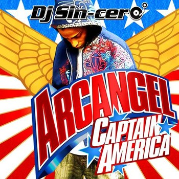 t2u1tfytshme - Arcangel - Captain America (Hosted by DJ Sin-Cero) (2008)