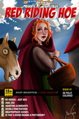 Mydirtydrawings - Mavruda – Red Riding Hoe