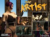 Affect3d Gazukull –  The Artist