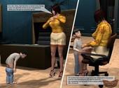 [Animatedincest] The sex adventure in the library
