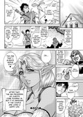 [Hino Toshiyuki] Inran Dark Elf Bonyuu Onsen Yado