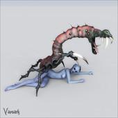 Vaesark Arts with Monsters