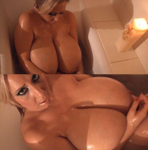 Abbi Secraa – Heat Wave In Motion  Awesomely Massive Boobs