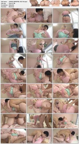 [ABNOMAL 032] Mizuki Apricot AKA An Mitsuki, Klaudia Kelly   Delicious Full Course To Collide Meat Chunks