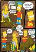 VERCOMICSPORNO - LOS SIMPSONS
