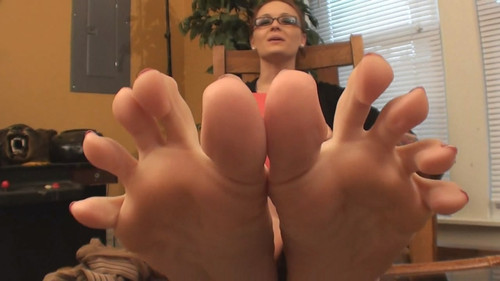 Instructor Conducts Smelly Feet Experiment