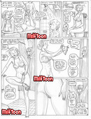 Milftoon COMIX Black and White Collection
