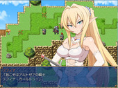 RUINED COUNTRY WOMAN KNIGHT RIFINA VER.1.03