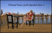 Virtual Date Girls:Rachel Part 3