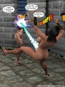 Amazons and monsters - Xenia - Rnoochs Assasin