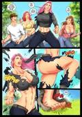 ZZZ Comics - Sizeable Tales 6 CE
