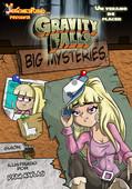 Drah Navlag - Gravity Falls - Big Mysteries 2016